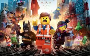 Affischen till Legofilmen