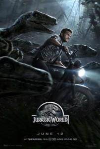 Filmaffischen till Jurassic World