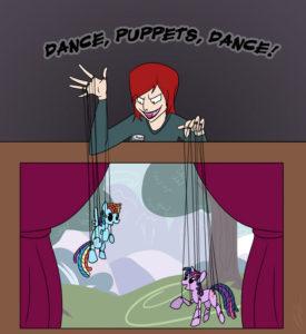 Dansa mina små dockor
