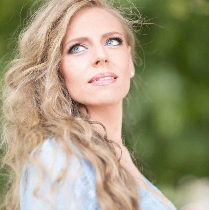 Författaren Maria Byquist